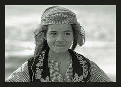 Romani Gypsy girl