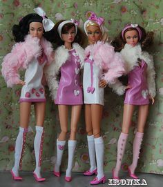 Valentine´s Day, Poppy Parker by irta( ironka), via Flickr