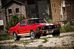 Ford Mustang Fastback S-Code