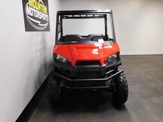 New 2017 Polaris RANGER 500 Solar Red ATVs For Sale in Tennessee. 2017 Polaris RANGER 500 Solar Red, For special internet pricing, contact Hayden at 423.839.3370 or greeneville@mtn-motorsportstn.com 2017 Polaris® RANGER® 500 Solar Red Features may include: 58 Inch Width and Excellent Utility Value Smooth and Reliable 32 HP ProStar® EFI Engine Features Best In Class Torque Plush Suspension Travel and Refined Cab Comfort for 2 Creates an Excellent Ride POWER FEATURES CLASS-LEADING TOWING AND…