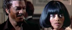 """Brian (Billy Dee Williams) to Tracy (Diana Ross): """"Let me tell you something, and don't you ever forget it: that success is nothing without someone you love to share it with!"""" -- from Mahogany (1975) directed by Berry Gordy"""