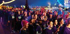 Shine Night Walk - Cancer Research UK's walking marathon