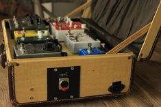 Cool suitcase board. #geartalk