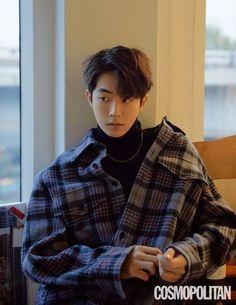 Nam Joo Hyuk To Make Big Screen Comeback With Remake Of Japanese Film Nam Joo Hyuk Cute, Nam Joo Hyuk Lee Sung Kyung, Jong Hyuk, Asian Actors, Korean Actors, Korean Men, Nam Joo Hyuk Wallpaper, Joon Hyung, Ahn Hyo Seop