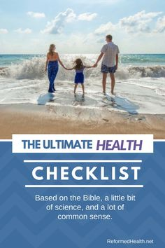 Ultimate Health Checklist