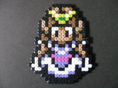 deviantART: More Like Perler Bead Zelda Keys by ~EP-380