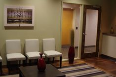 professional office design waiting rooms | Office Tour, Oral Surgery Longmont, CO Office Photos