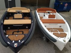 Beautiful tenders for beautiful yachts. Visit both Evolution Tenders and SeaDek (Booth N46) at the Miami Boat Show this week (http://www.miamiboatshow.com/).
