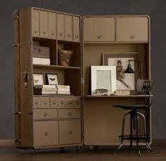 http://artlabirint.ru/nastoyashhij-vintazh/  Настоящий винтаж  Дизайнеры могут превратить в предметы мебели все что угодно, даже старые чемоданы. {{AutoHashTags}}