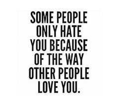 Quote Pictures Hater Quotes When People Hate On You Its Because