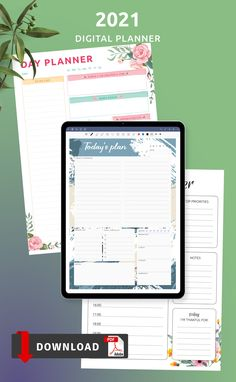 Plan your time effectively with Daily Hourly Schedule template. Many successful people prefer to use planners to write everything down and plan their lives. Get your perfect template now to add to your binder. #schedule #daily #hourly #day #work