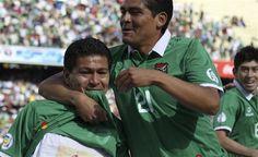 Bolivia golea a Uruguay en la Paz