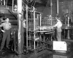 By 1900, the A. Fisher Brewing Company was bottling its lager beer at its brewery on 200 South on the east bank of the Jordan River. (Courtesy  |  Utah Historical Society)