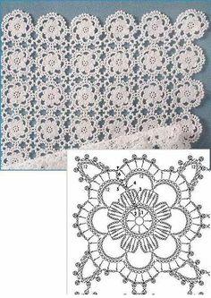 modelos de puntos a crochet - Căutare Google