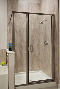 Shower Doors and Rods - Bath Planet of North Bay