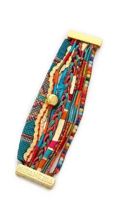 Aztec / tribal colors