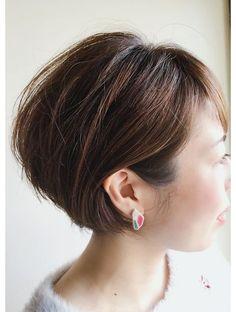 クブヘアー(kubu hair) 《Kubuhair》簡単スタイリング小顔ショートボブ