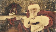 Real Santa Claus Images - Rights Managed Pictures