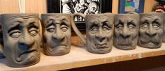 Face Mugs Group Photo=WIP by thebigduluth on DeviantArt