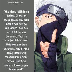 Naruto Shippuden Anime, Kakashi Hatake, Boruto, Naruto Quotes, Anime Neko, Japanese, Wallpaper, Japanese Language, Wallpapers