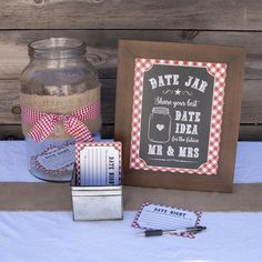 Bridal shower games 480759328972760886 - Date Night Jar Sign and Cards, I do BBQ Games, Date Night Ideas, Printable I Do BBQ Chalkboard Sign, Source by BrooklynShiann Couples Wedding Shower Games, Couples Shower Decorations, Couple Shower Games, Bbq Decorations, Bridal Shower Games, Wedding Couples, Wedding Ideas, Wedding Stuff, Party Wedding