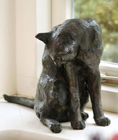 Bronze sculpture by Rosemary Cook