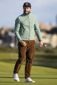 🆕🆕🆕 Jamie Dornan Alfred Dunhill Links 2017 Golfer Model Actor october 5th 2017