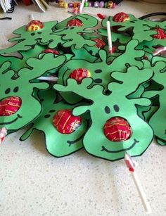60+ Wonderful Christmas Craft for Kids to Make_36