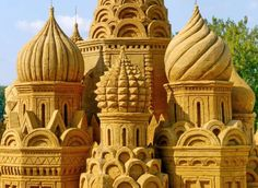 INTERNATIONAL SAND SCULPTURE FESTIVAL WILL TAKE PLACE IN ST. PETERSBURG IN JULY-AUGUST 2013