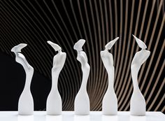 BRIT award winners set to receive statues designed by zaha hadid