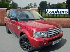2006 Land Rover Range Rover Sport 4.2 V8 Supercharged 5dr Auto | £20,995