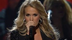 Carrie Underwood - CMA Awards 2013 - Hits Medley - Video