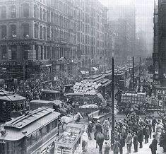1909 rush hour