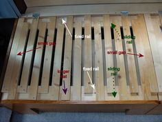 expanding bed mechanism - Google Search