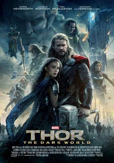 Thor: The Dark World -well, grown up Thor is no fun. I honestly prefer the first one. In this sequel Thor become much more hero stereotype and that's boring. For me, other characters in this movie (especially Loki) are much more interesting than Thor and that's not what it suppose to be. Everybody is shadowing Thor, that's not right. But other than that, it has a good story, great dialog, funnier than the first one, and great soundtrack. 3/5