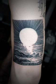 just wanted to say that i love the linework on this one :) Alleged Tattoos -- Lisa Orth