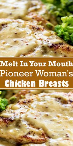 Pioneer Woman's Best Chicken Breasts Pioneer Woman's Best Chicken Breasts The Pioneer Womàn's Best Chicken Dinner Recipes, By He. Turkey Recipes, Meat Recipes, Healthy Dinner Recipes, Cooking Recipes, Supper Recipes, Food Dishes, Main Dishes, Chicken Breasts, Recipes