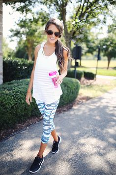 Southern Curls & Pearls: My Workout Routine & Favorite Exercises Southern Curls And Pearls, Gym Essentials, Workout Gear, Workout Outfits, Fitness Fashion, Fitness Gear, Lounge Wear, My Style, Womens Fashion