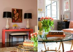Grandiose lamps.   Mix and Chic: Cool designer alert- Angie Hranowsky!