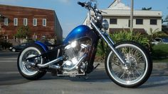 CASA CUSTOMS HONDA SHADOW