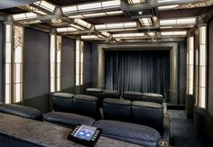 sublime art deco floor lamp ideas in home theater traditional in beautiful idea dream house