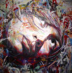 David Walker / street art