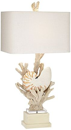 Nautilus Shell with White Coral Table Lamp Kathy Ireland http://www.amazon.com/dp/B019OS3DR0/ref=cm_sw_r_pi_dp_PVnGwb0BF95WF