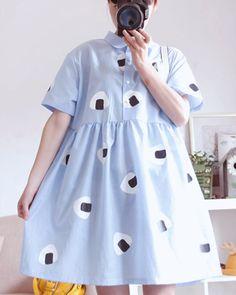 Onigiri Doll Dress - INU INU