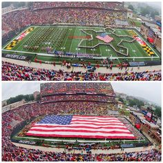 The Pride of West Virginia and the Mighty Sound of Maryland celebrating the anniversary of the Star Spangled Banner at the 2014 WVU v. West Virginia University, University Of Maryland, Military Love, Military Spouse, Virginia Sports, Wvu Football, Marine Mom, Usa Usa, Star Spangled Banner