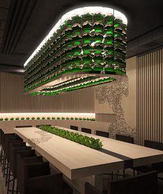 Eco-restaurant