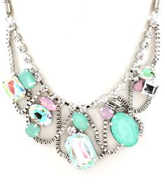 Fiona Necklace - this fiercness is sold out