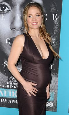Erika Christensen Is Pregnant — See Her Cute Baby Bump!