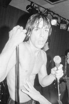 Viejos negativos de la escena punk de San Francisco | VICE | México Iggy Pop