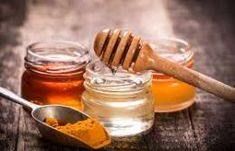 Turmeric and Honey: A Natural Antibiotic with Tons of Health Benefits - Antibiotic, Honey, natural remedies, Turmeric Turmeric Face Pack, Turmeric And Honey, Homemade Face Pack, Homemade Recipe, How To Cure Pimples, Turmeric Recipes, Natural Antibiotics, Natural Remedies, The Cure